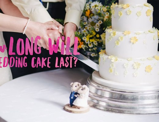 How Long Will Wedding Cake Last? with Terry Hatfield