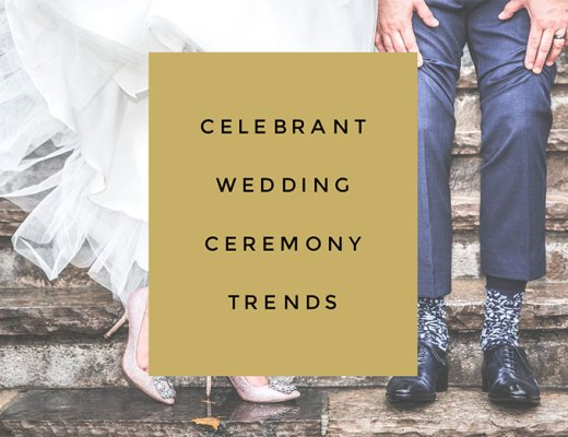 Celebrant Wedding Ceremony Trends with Yvonne Beck Celebrant
