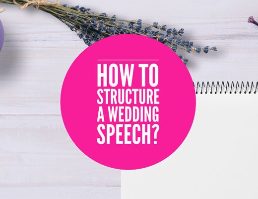 How To Structure A Wedding Speech with Lawrence Bernstein from Great Speech Writing