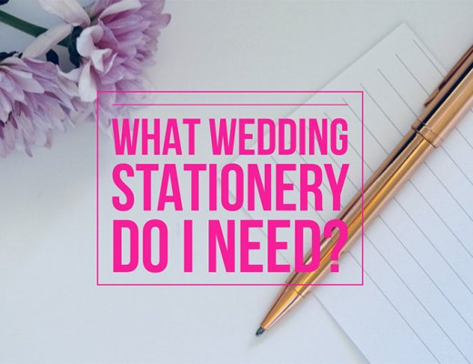 What Wedding Stationary Do I Need with Katherine Holt from Giftast