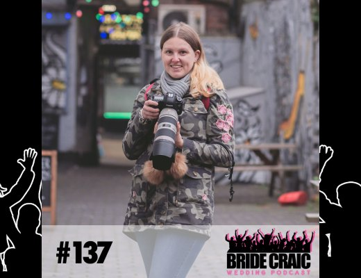 Kirsty Rockett Wedding Photography on Bride Craic Wedding Podcast from Wedding Espresso
