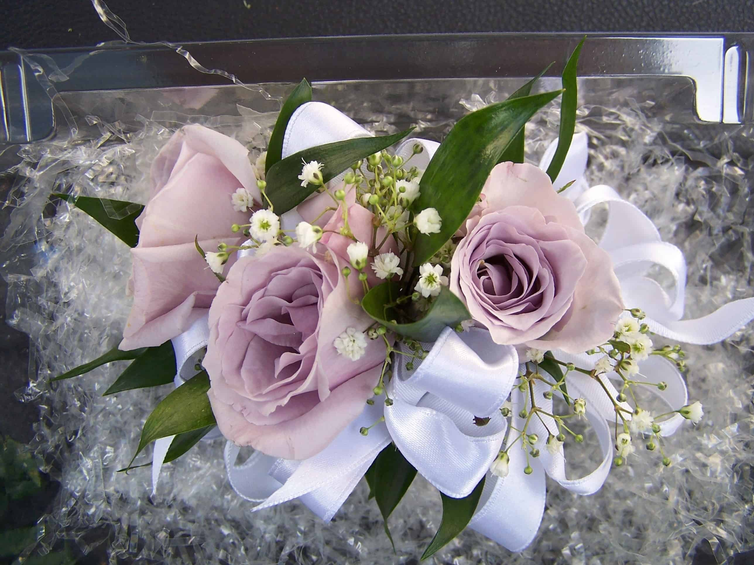 Home wedding flowers 4 less wedding flowers home gallery of work corsage bouquet izmirmasajfo