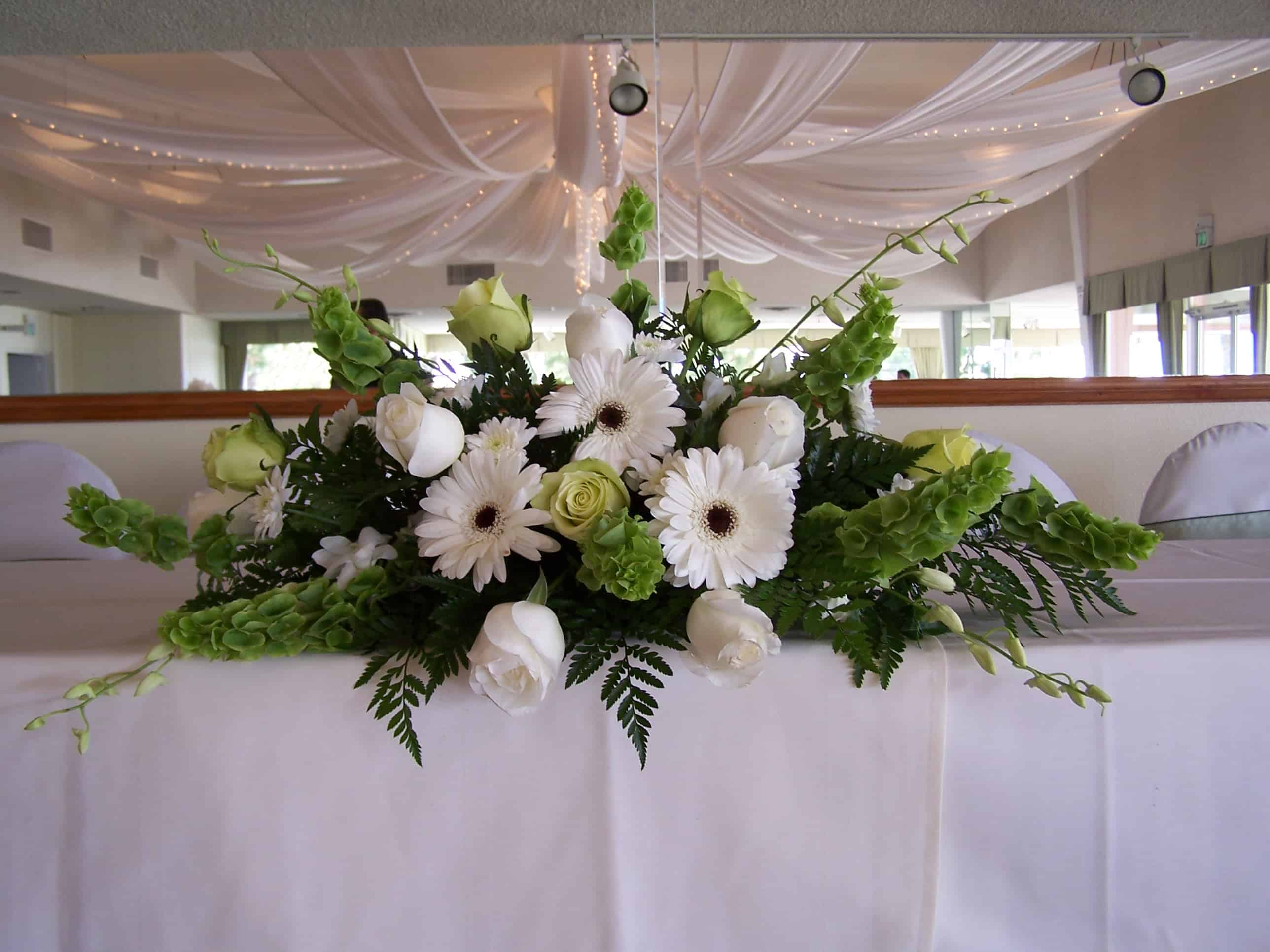 Home wedding flowers 4 less wedding flowers home 44 piece premium complete wedding flower package izmirmasajfo