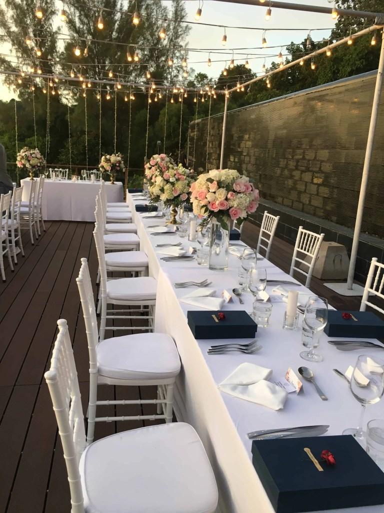 Wedding Flowers Setups 37