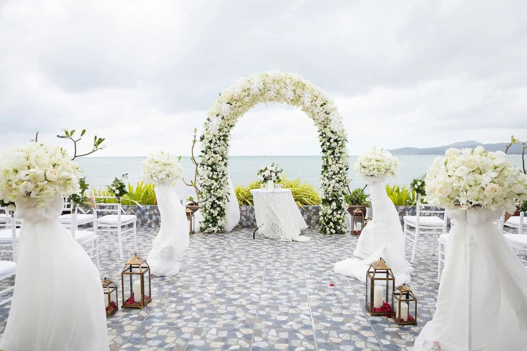 Sergej & Thip Wedding, Andaman Bangtao 10th August 2019 7