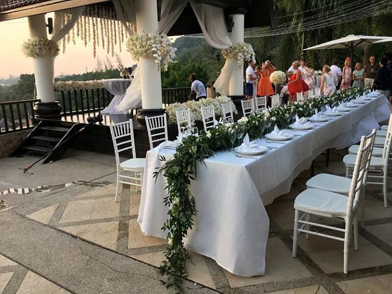 Wedding Flowers Setup Ideas 4