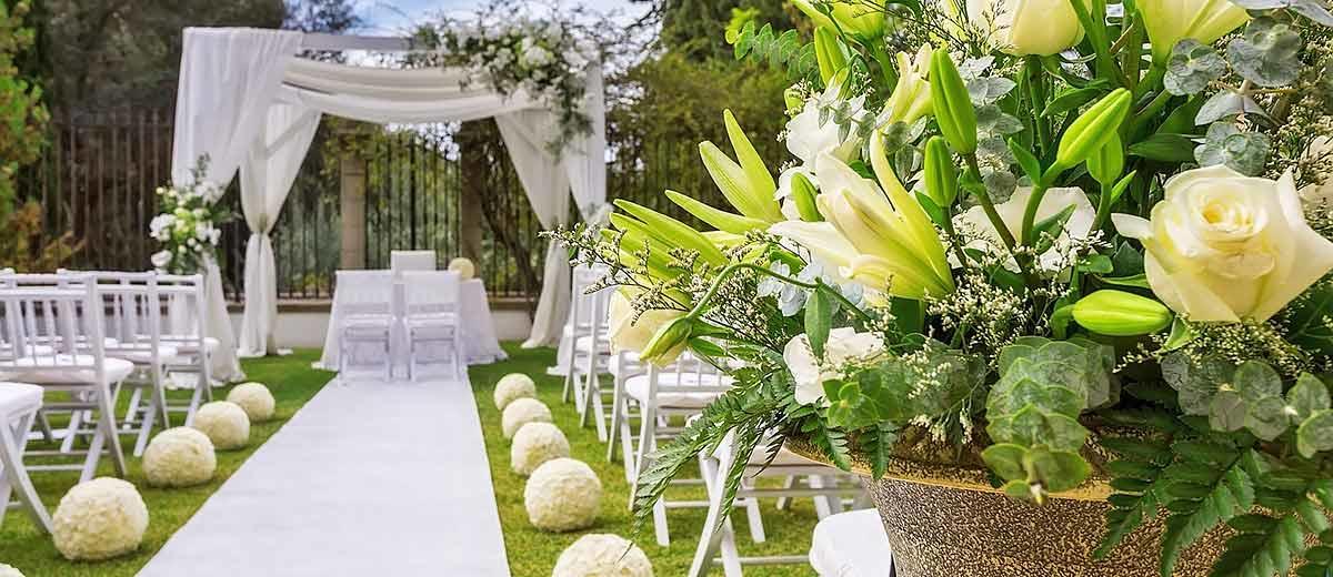 30 Beautiful Wedding Aisle Decoration Ideas