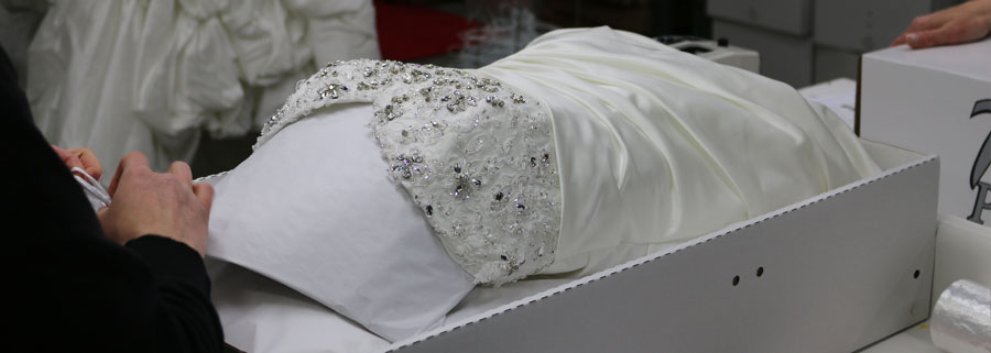 Wedding Dress Cleaning Vs. Wedding Dress Preservation