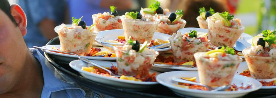 Catering Costs: Low Cost Alternatives For Brides On A