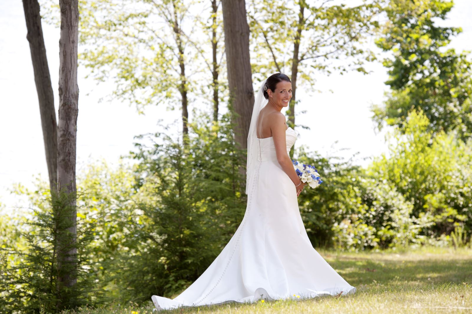 Sara's Wedding Gown Preservation In Connecticut