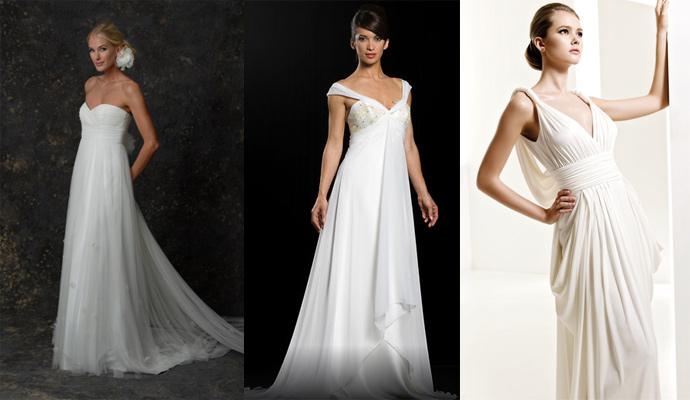 Top Six Wedding Dress Trends For 2009/2010