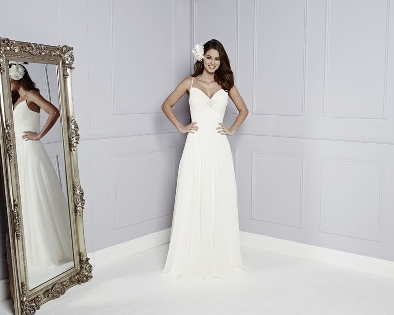How To Choose The Right Wedding Dress For Your Shape