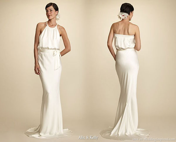 Alix & Kelly Elegant Wedding Gowns