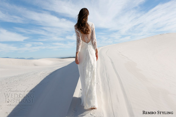 Rembo Styling 2015 Wedding Dresses