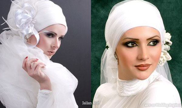 Check out the latest hijab wedding accessories designs and styles on. Wedding Hair Accessories Hijab Scarves And Veil Styles By Jailan Atef Wedding Inspirasi