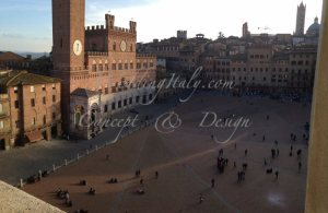 Wedding in Siena, reception venue