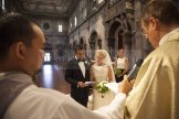 Lovely catholic wedding in Florence (25)