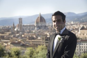 Lovely catholic wedding in Florence (69)