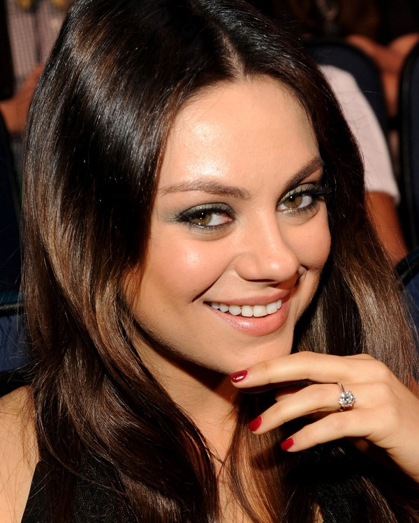 Youll Be Shocked At How Much Mila Kunis Wedding Ring