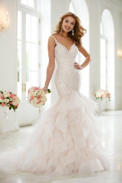 Top 10 Fishtail Wedding Dresses Wedding Journal