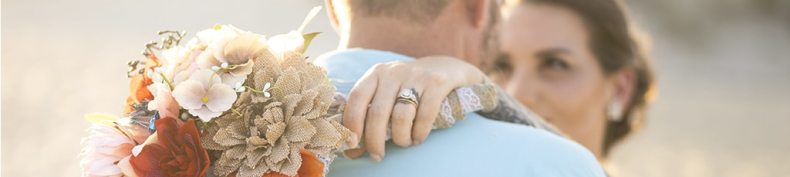 OBX Outer Banks beach wedding and elopement officiant