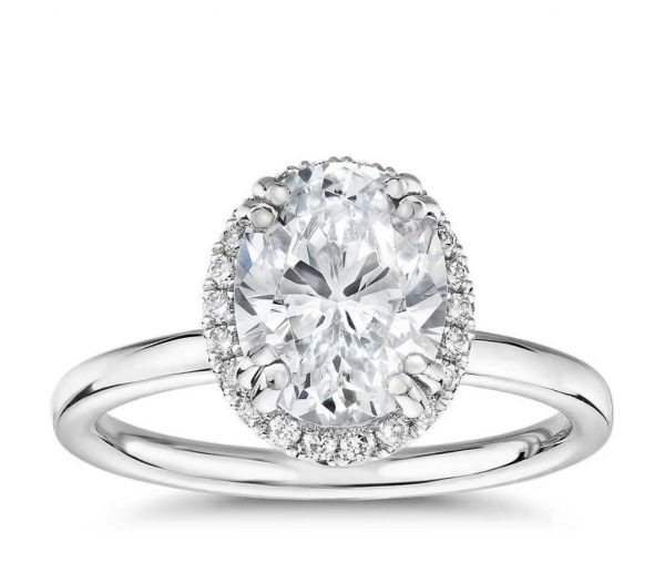 Oval Cut Diamond Engagement Ring Pros and Cons | Wedding ...