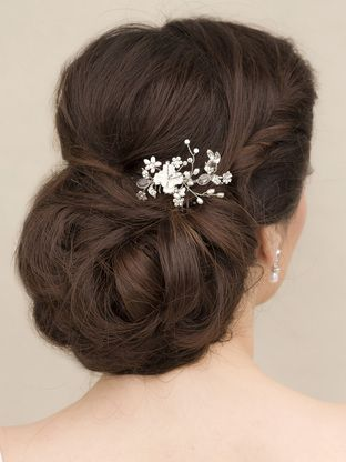 Wedding Hairstyle For Long Hair Small Porcelain Ceramic