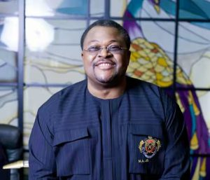 Niyi Adenuga, Son of Billionaire Mike Adenuga Marries Secretly