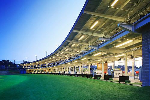 TopGolf Dallas: Golf Entertainment Facility, Mini Golf And