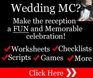 Mc a wedding jokes
