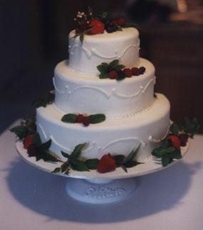 Mmmmmmmm Caaake Wedding On A Dime