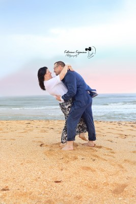 Engagement Photographer Palm Coast Florida