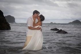 Trash the Dress Wedding Photography Costa Rica
