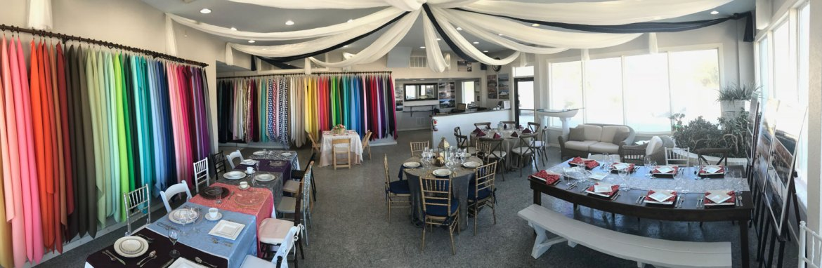 Metro Rental Wedding & Event Rentals Outer Banks – Your One Stop