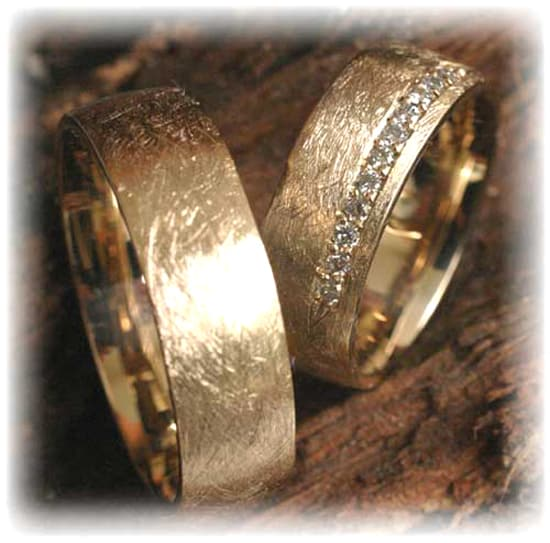 Image Result For Wedding Rings Couple Gold