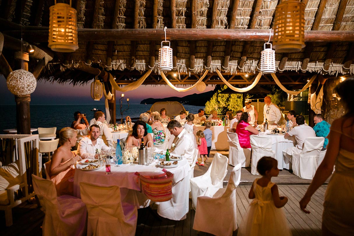 Beach Wedding Ceremony And Reception Packages
