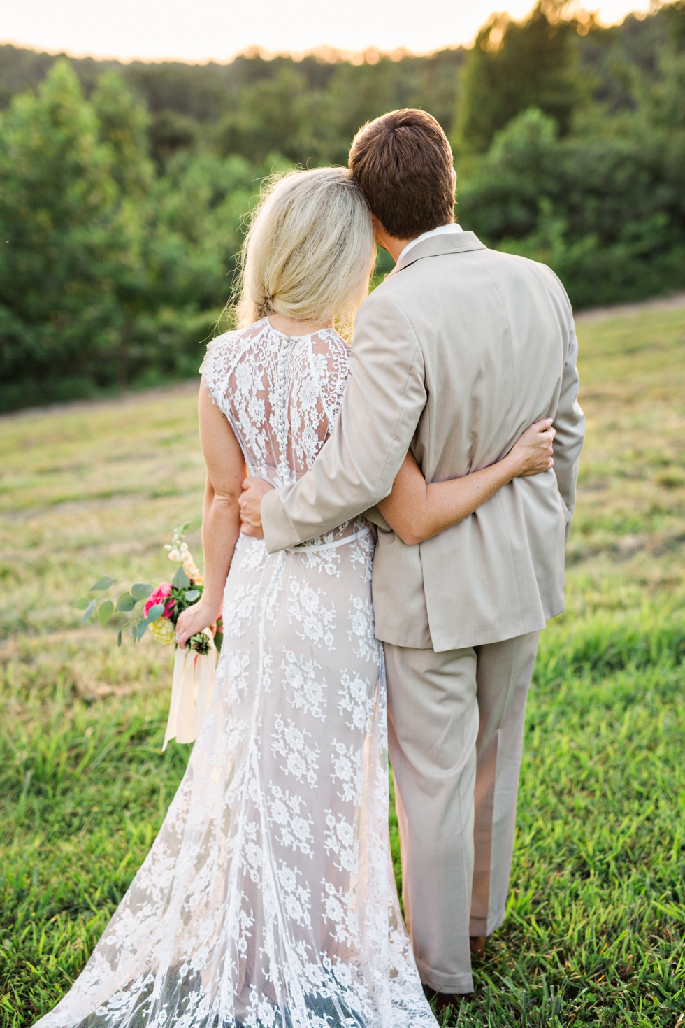 Southern Wedding at Front Porch Farms Nashville Tennessee
