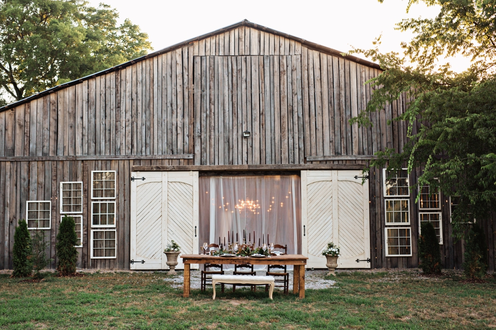 Southern Wedding Photographer Meadow Hill Farm