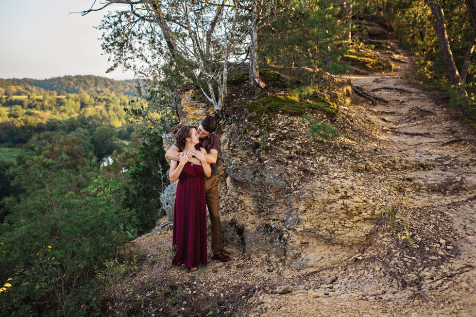 Nashville Adventure Engagement Photography