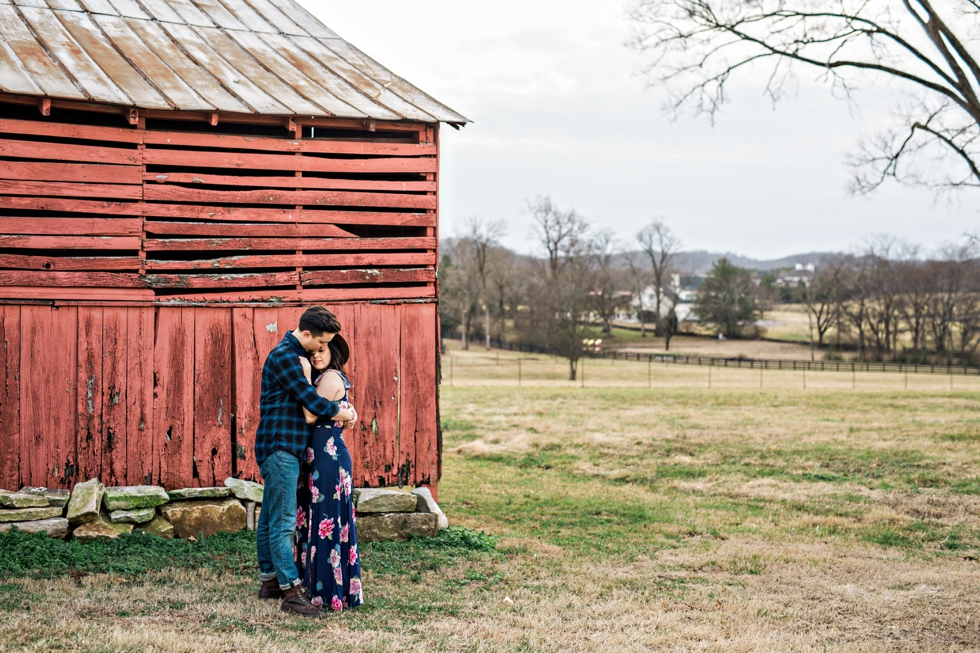 Nashville Engagement Session Photographer Boho Weddings