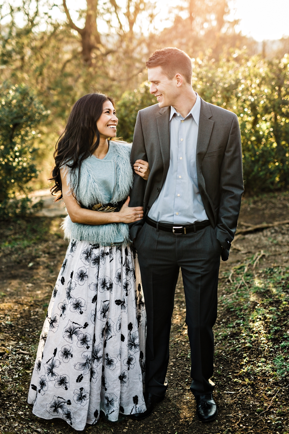 Cheekwood Engagement Session Nashville Wedding Photographer