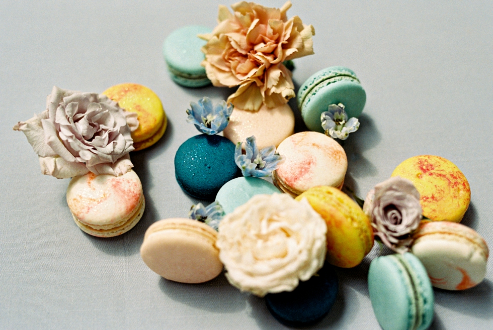 Macarons Weddings Paris Wedding Photographer