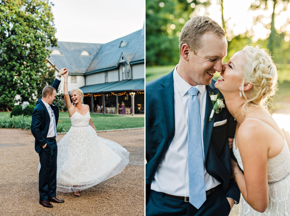 Belle Meade Plantation Wedding Photographer