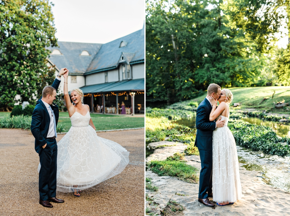 Nashville Wedding Photographer Belle Meade