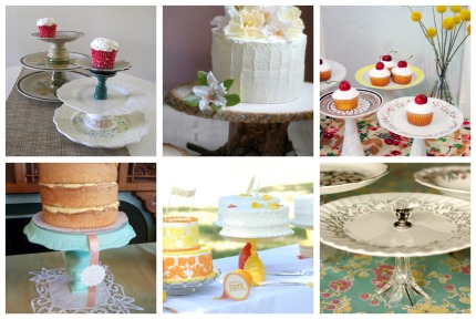 wedding cake stands diy diy cake stands diy weddings 25650