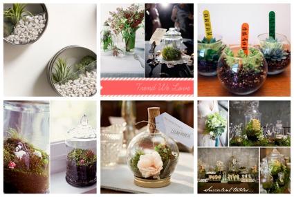 Wedding Trend Terrariums Diy Weddings