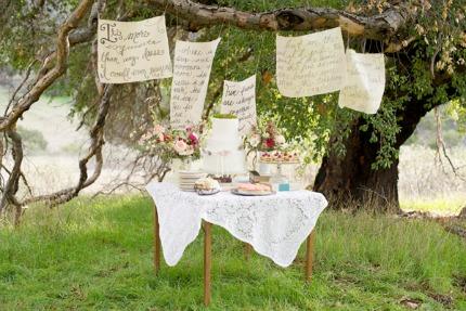 Anne of Green Gables Wedding Inspiration ruffledblog.com
