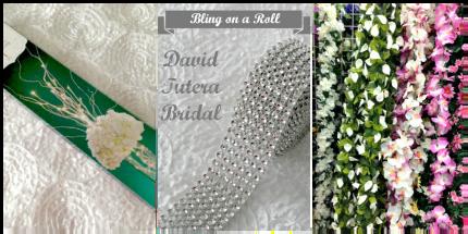 David Tutera Branches & Bling Supplies
