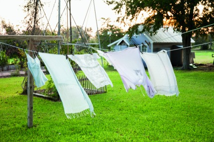 Couture Prairie by Rachel Ashwell Laundry on the Line