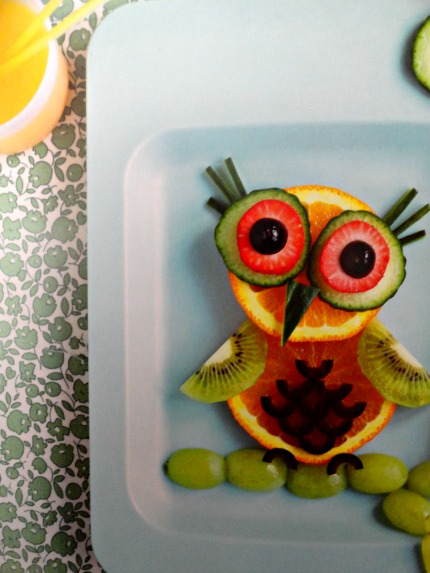 Fun Food for Fussy Little Eaters: Night Owl